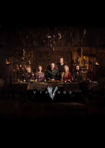 Vikings (TV Series) karatasi la kupamba ukuta probably containing a tamasha entitled Vikings Season 4 Official Picture