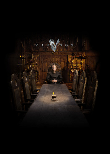 vikingos (serie de televisión) wallpaper with a rua entitled Vikings Season 4 Official Picture