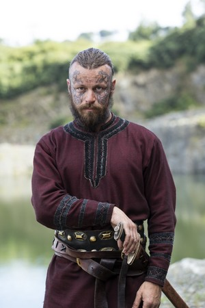Hvitserk Season 4 Official Picture - Vikings (TV Series) Photo