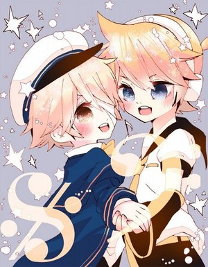 Vocaloid ~ OLIVER and Len