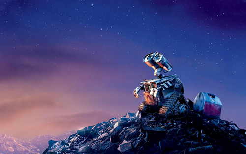 karakter walt disney wallpaper entitled Disney•Pixar wallpaper - WALL·E