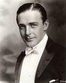 Wallace Reid (April 15, 1891 – January 18, 1923)