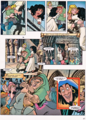 Walt ডিজনি Movie Comics - The Hunchback of Notre Dame (Danish Version)