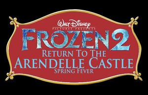 Walt Disney Pictures Presents Frozen 2 Return To The Arendelle Castle Spring Fever (2001)