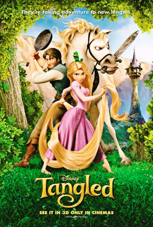 Walt Disney Posters - Raiponce