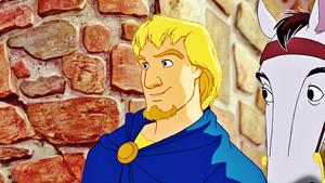 Walt Disney Screencaps - Captain Phoebus & Achilles