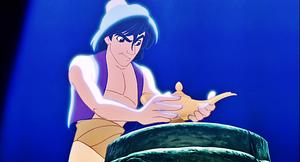 Walt disney Screencaps - Prince aladdín