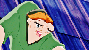 Walt disney Screencaps - Quasimodo