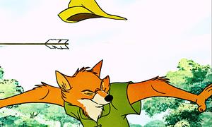 Walt disney Screencaps - Robin kap, hood