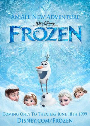 Walt Disney's Frozen (1999) Poster 6