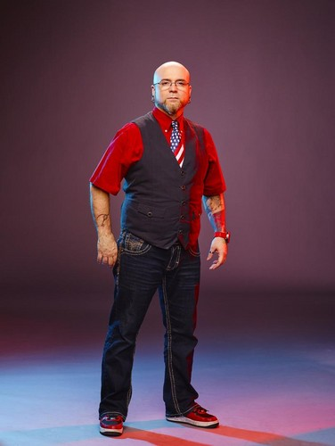 "Ink Master wallpaper possibly containing long trousers entitled Walter ""Sausage"" Frank 