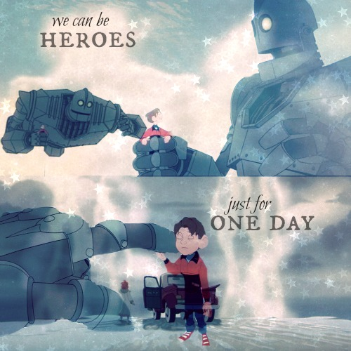 Childhood Animated Movie Heroes wallpaper probably containing anime entitled We Can Be Heroes