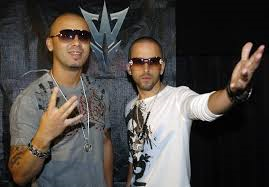Wisin y Yandel wallpaper possibly containing sunglasses titled Wisin y Yandel