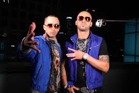 Wisin y Yandel hình nền with sunglasses called Wisin y Yandel