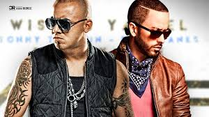 Wisin y Yandel wallpaper probably containing sunglasses entitled Wisin y Yandel