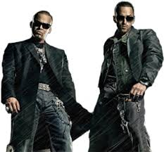 Wisin y Yandel wallpaper with a well dressed person and a business suit titled Wisin y Yandel