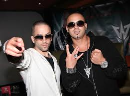 Wisin y Yandel 壁纸 with sunglasses entitled Wisin y Yandel
