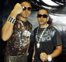 Wisin y Yandel 바탕화면 containing sunglasses called Wisin y Yandel