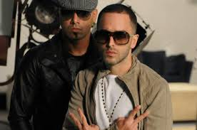 Wisin y Yandel वॉलपेपर possibly containing sunglasses titled Wisin y Yandel