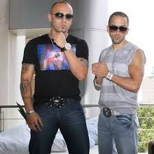 Wisin y Yandel Hintergrund called Wisin y Yandel
