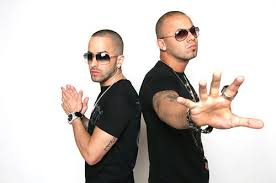 Wisin y Yandel hình nền containing sunglasses called Wisin y Yandel