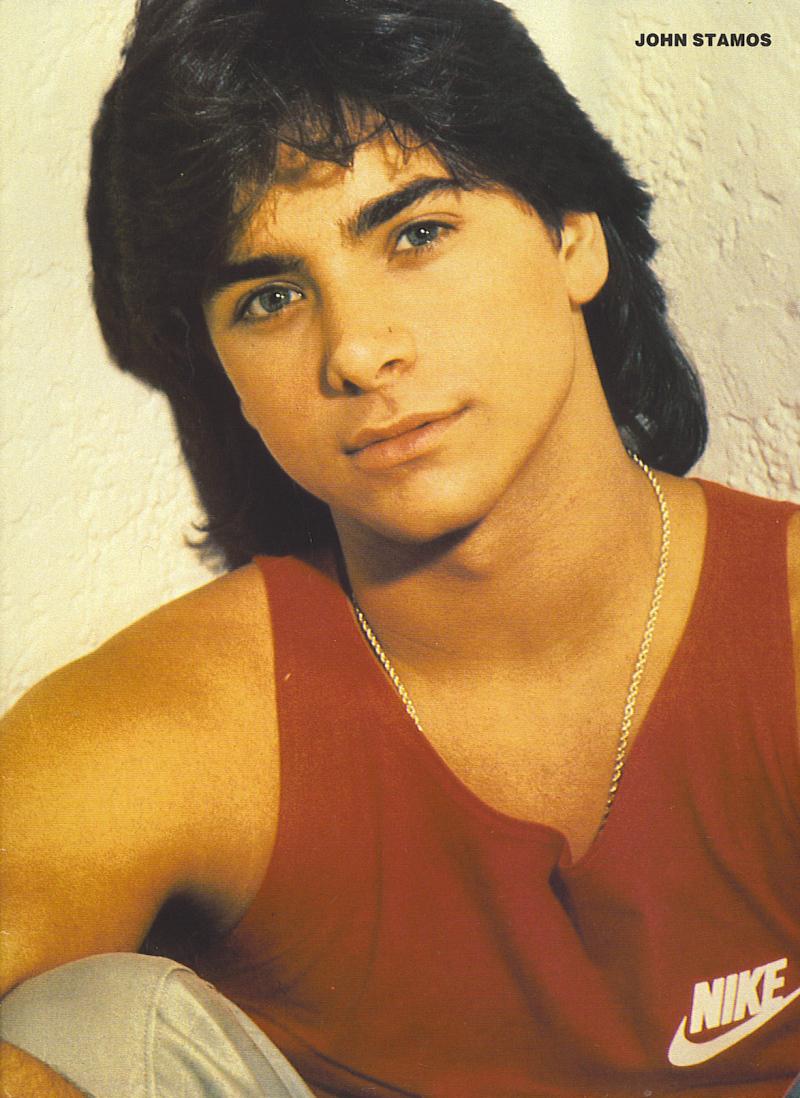 Young John Stamos