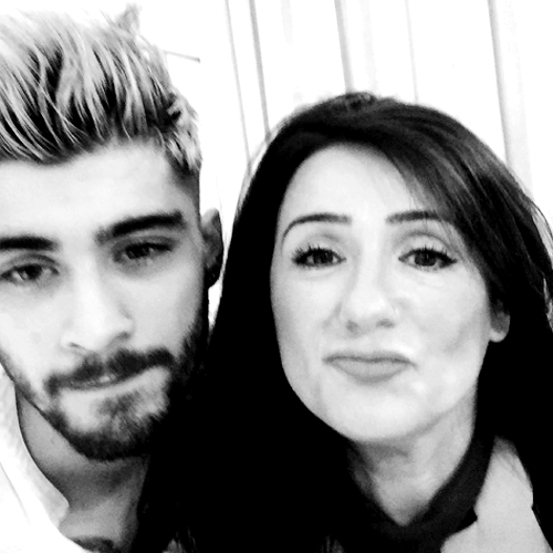 zayn and trisha zayn malik photo 39235453 fanpop