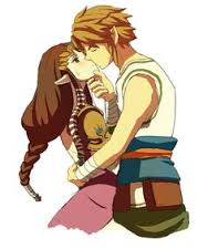 ZeLink Twilight Princess 吻乐队(Kiss)
