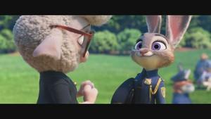 Zootopia Japanese Trailer Screencaps