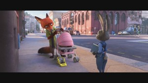 Zootopia Japanese Trailer Screencaps
