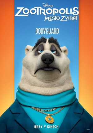 Zootopia Official International Character Poster