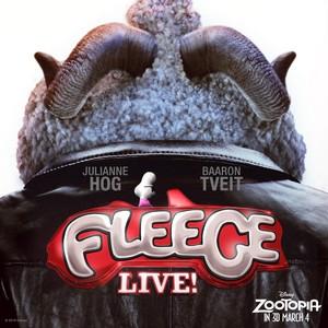 Zootopia's live musical - Fleece