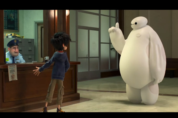 big hero 6 - Baymax is the very best in the world ...
