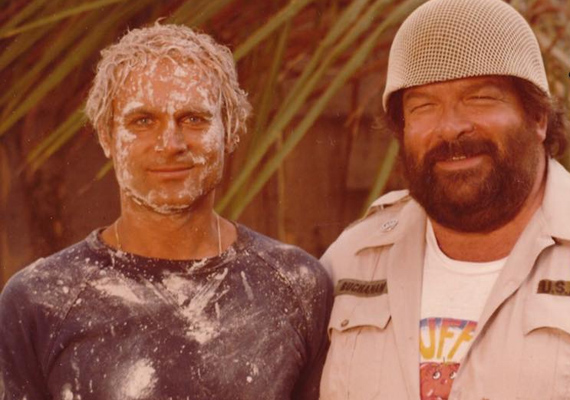 bud spencer terence 언덕, 힐 vicces fotok2