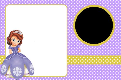 소피아 공주 바탕화면 containing a venn diagram entitled convite princesa sofia 1