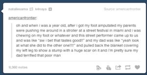 dad jokes foot