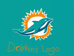 dolphins logo 2015