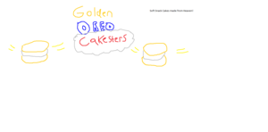 golden oreo cakesters drawing.