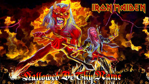iron maiden hallowed be thy name hình nền hd bởi aerorock36 d7cbw5q
