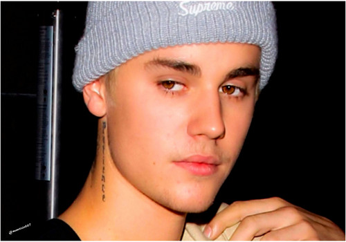 贾斯汀·比伯 壁纸 probably with a tam, a beanie, and a 贝雷帽 entitled justin bieber 2016