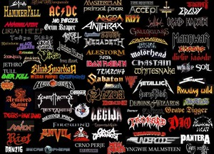 metal bands