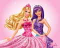 my preferito princess from Barbie