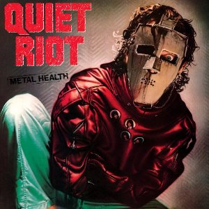 quiet riot metal health large promo album pic