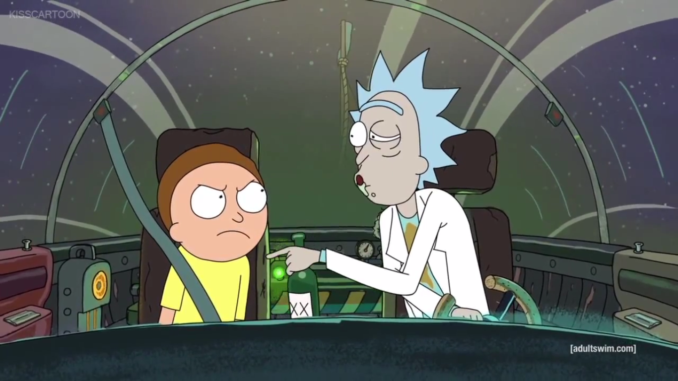 rick and morty - photo #48