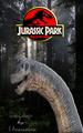 jurassic brachio - jurassic-park photo