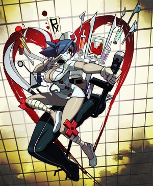 skullgirls artwork 4f3a852b6b6a6