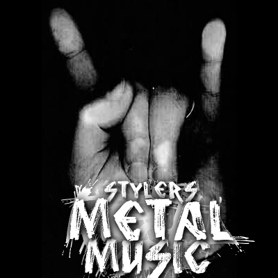 The Headbangers M Wallpaper Probably With A Sign Called Stylers Metal