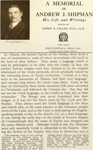 ALBANIANS-origin,language,race and culture
