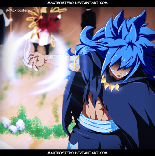 Fairy Tail wallpaper called *Acnologia Defeat's God Serena With One Blow*