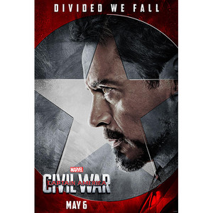 'Captain America: Civil War': Check out the Team Iron Man posters